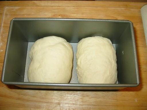 プレーンな角食パン(レシピ付き)