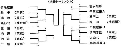 中体連 東京 ソフトテニス 都