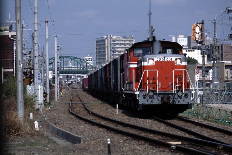 城東貨物線