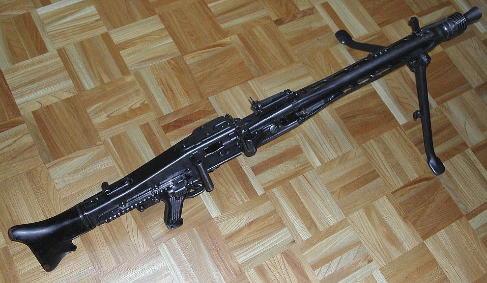Mg42通用机枪