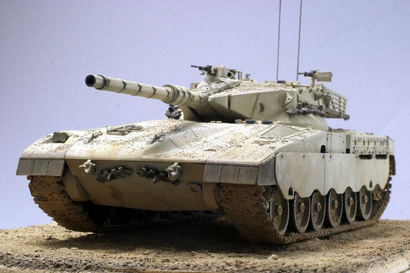 メルカバ (戦車)の画像 p1_27