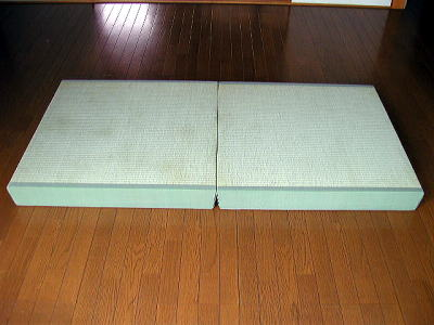 Tatami Beds on