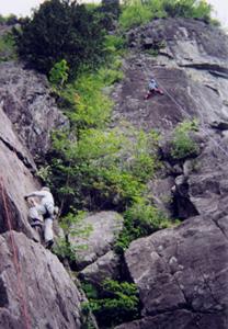 榛名山黒岩