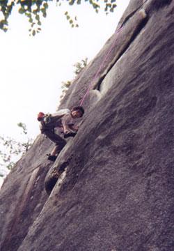 小川山マラ岩